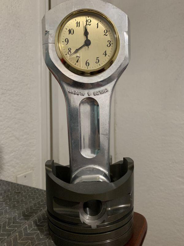 Child's and Albert clock