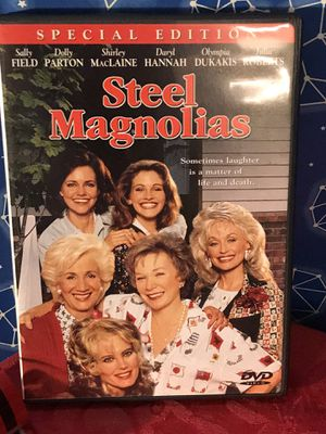 Steel Magnolias DVD for Sale in St. Louis, MO