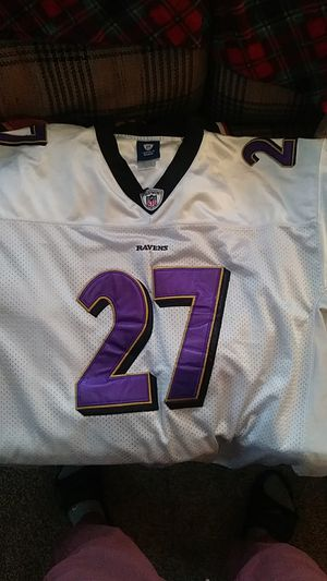 Rice ravens jersey for Sale in Martinsburg, WV