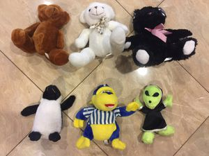 (6) Baby Stuffed Animals for Sale in North Las Vegas, NV