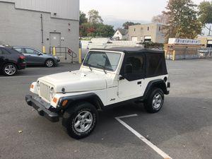 1998 Jeep Wrangler Tj for Sale in New Milford, NJ