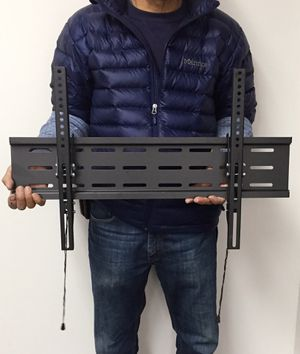 """New LCD LED Plasma Flat Tilt TV Wall Mount stand 37 40"""" 42 46"""" 47 50"""" 52 55"""" 60 65"""" 70 inch tv television bracket 88lbs capacity for Sale in Covina, CA"""