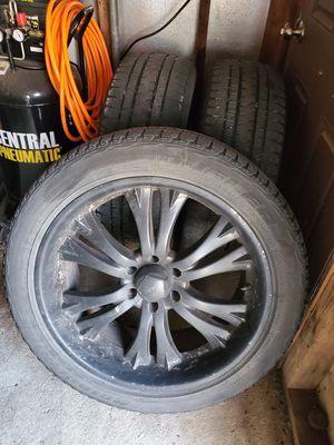 """22"""" GMC Yukon Wheels for Sale in Gurnee, IL"""