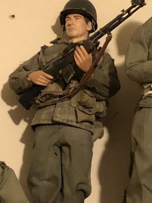 Authentic Custom Military Action Figure for Sale in Montgomery, AL