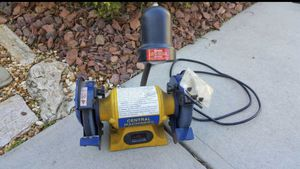 "6"" Bench Grinder with Light for Sale in Odessa, FL"
