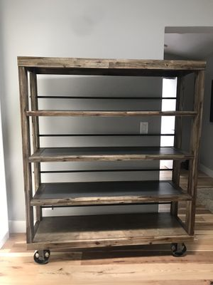 Modern Industrial bookcase for Sale in Oakland, CA
