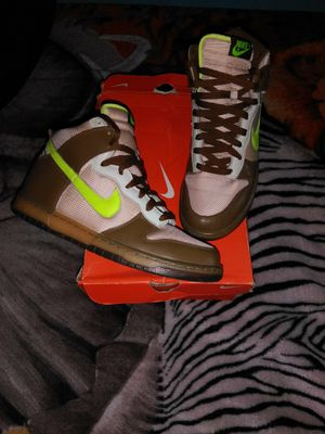 Classic Nike dunks size 10 from 2007🔥💯 for Sale in Philadelphia, PA