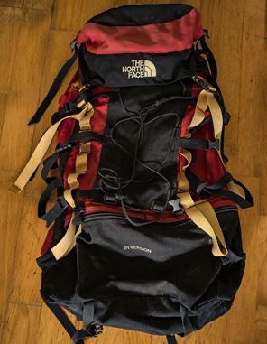 Hiking Backpack North Face for Sale in San Diego, CA
