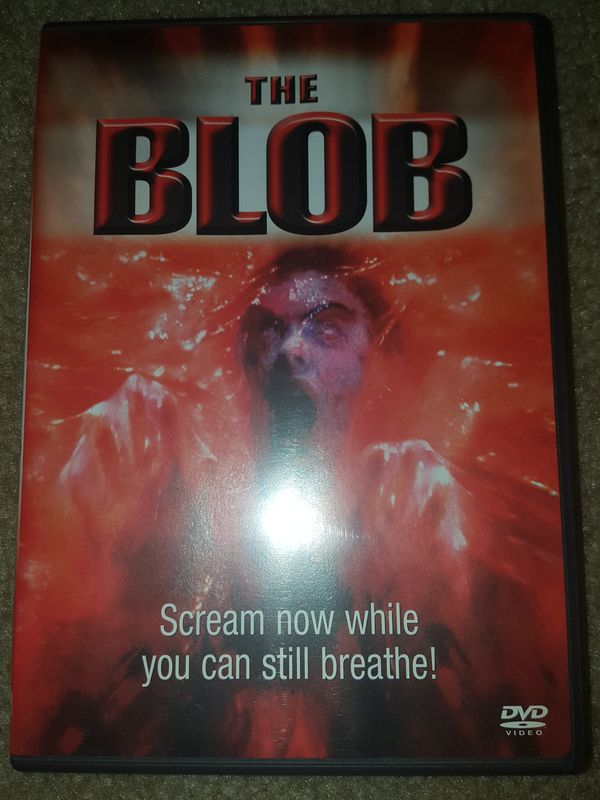 The Blob DVD (remake from '88')