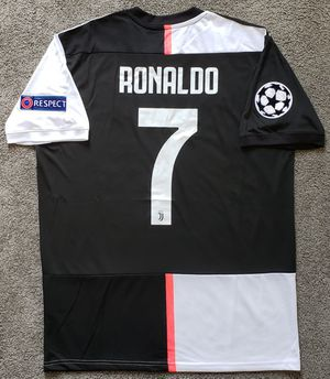 JUVENTUS CR7 UCL jersey camiseta remera Cristiano Ronaldo for Sale in La Habra Heights, CA