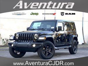 2021 Jeep Wrangler for Sale in North Miami Beach, FL