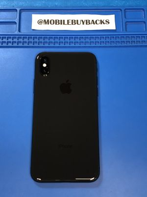 Apple iPhone XS Max 64GB AT&T, Cricket, T-Mobile, Verizon, Sprint for Sale in Fresno, CA