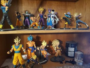 Dragonball Z Figure collection for Sale in Phoenix, AZ