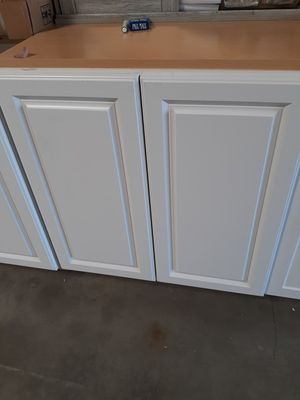 2)) kitchen or bathroom sink cabinets for Sale in Glendale, AZ
