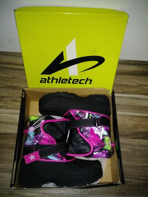Athletech Girls Snow Boots for Sale in Elkhart, IN