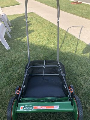 Manual push mower for Sale in Anaheim, CA
