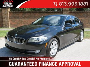 2012 BMW 5 Series for Sale in Riverview, FL