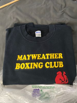 Floyd May weather boxing club sweat shirt for Sale in Long Beach, CA