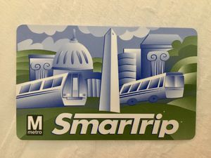 SmarTrip card for sale $262. Asking $100. for Sale in Alexandria, VA