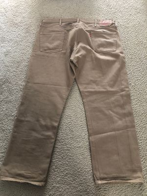 Levi Strauss light tan color jeans for Sale in Aurora, CO