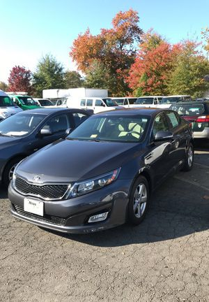 2015 Kia Optima clean title financing available! for Sale in Manassas, VA