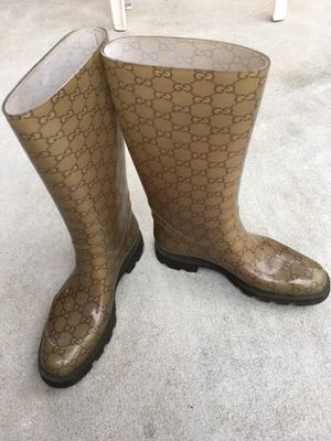 Gucci Rain Boots for Sale in Greater Landover, MD
