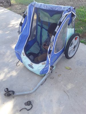 Bike trailer with bike attachment for Sale in San Diego, CA