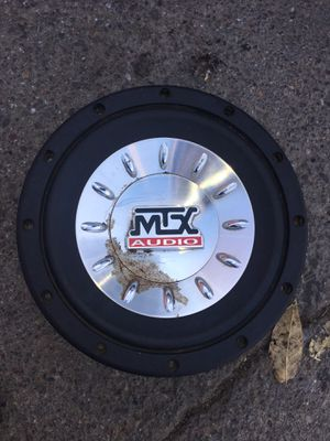 MTX Audio 10in Subwoofer for Sale in Stockton, CA