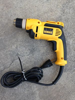 Dewalt 3/8 electric drill for Sale in Los Angeles, CA