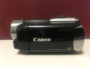 HD Camcorder Canon Vixia HF R10 for Sale in Reading, PA