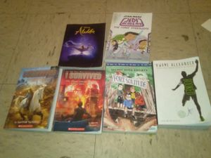 6 Books for Sale in Monahans, TX