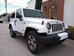 2015 JEEP WRANGLER for Sale in Tucson, AZ