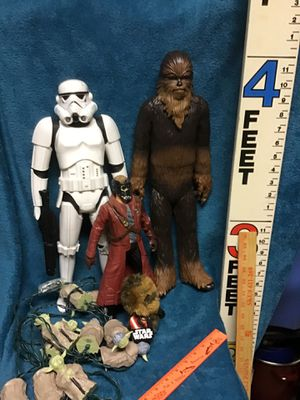 Star Wars Collectibles Bundle for Sale in Seattle, WA