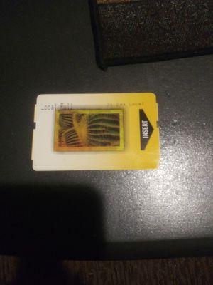 Local. Full. Bus card for Sale in Phoenix, AZ