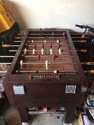 Fooseball table for Sale in Rhome, TX