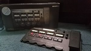 Zoom G5n Multi-effects Guitar Pedal for Sale in Frederick, MD