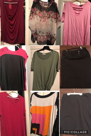 Women's plus size clothing -2x3xsize18-45 items for Sale in Houston, TX