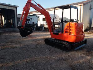Terex mini excavator for Sale in Houston, TX
