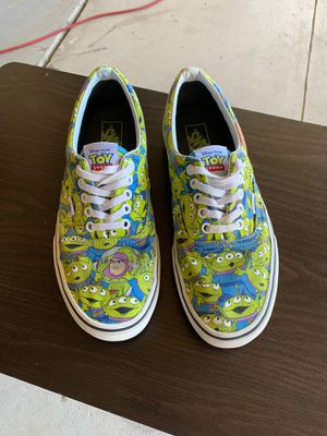Vans toy story shoes for Sale in Glendale, AZ