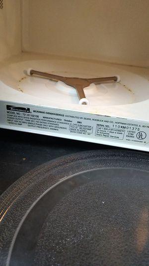 Kenmore microwave for Sale in Punta Gorda, FL