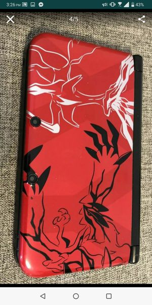 Nintendo 3ds XL Pokemon xy red edition new condition for Sale in Edgewood, WA