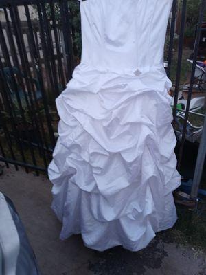 Wedding dress size 12 for Sale in Phoenix, AZ