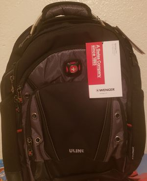"Wenger Synergy Pro 16"" Laptop Backpack for Sale in Mesa, AZ"