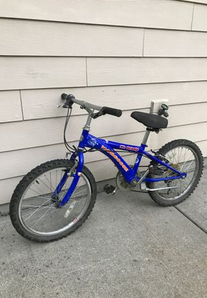 """Mongoose Mt. Grizzly Kids Mountain Bike 10"""" Frame 16"""" Rim Size for Sale in Vancouver, WA"""