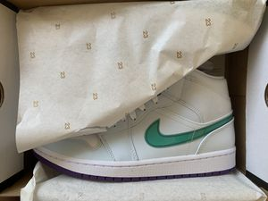 Air Jordan 1 mid pregame pack mindfulness Luka doncic mid size 8 8.5 9 for Sale in Alhambra, CA