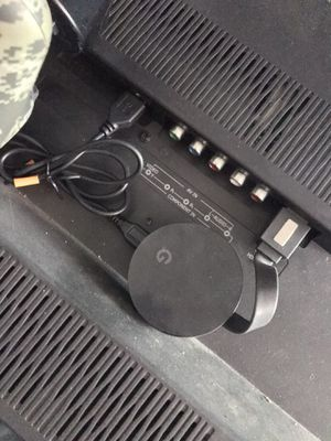 4K Chromecast / Charger / USB Include for Sale in Sunnyvale, CA