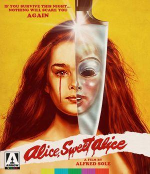 Alice sweet Alice arrow video blu ray for Sale in Phoenix, AZ