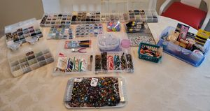 Large Bead Crafting Collection for Sale in Clearwater, FL