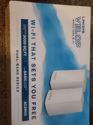 Linksys mesh wifi for Sale in Hoquiam, WA