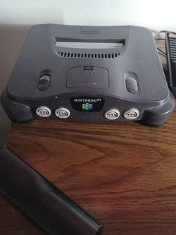 N64 No Cords Or Controllers (Works Just Dont Have The Cords) for Sale in Warren,  MI